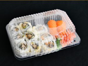 Clamshell Containers with Lids
