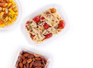Custom Plastic Food Packaging