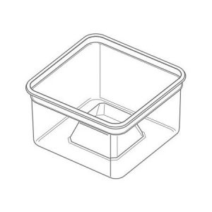 Square Deli Containers